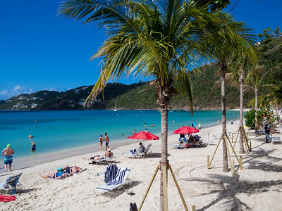 Magens Beach, St. Thomas, US Virgin Islands