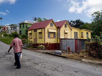 Chattel House, Sugar Hill, Barbados