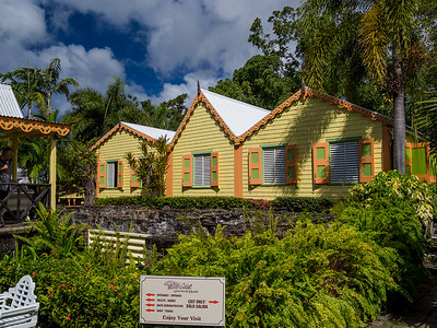 Romney Manor, St. Kitts