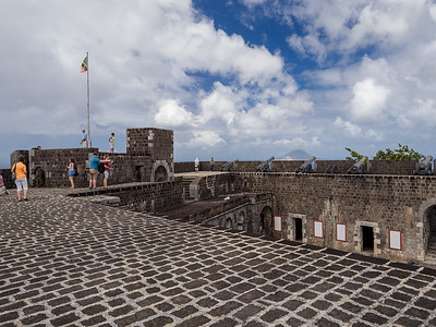 Brimstone Hill Fortress National Park, St. Kitts