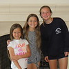 Bria, Becca, Bella Bock, their new home, Milton, GA, 5/20/2018
