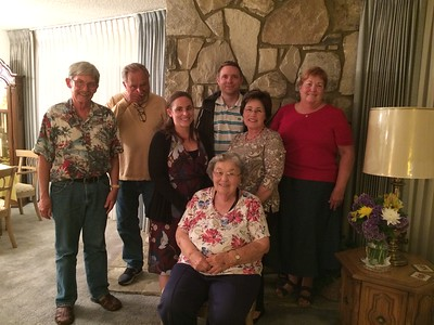 2018-May-Visiting with the Mulvihill/Litvin/Maupins