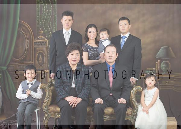 2018 Mrs Joo Family