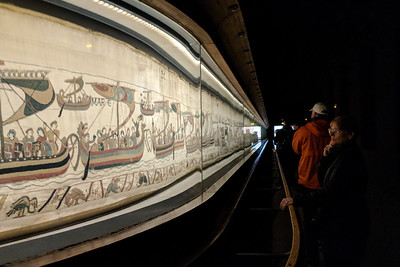 Tapestry is 69 meters long