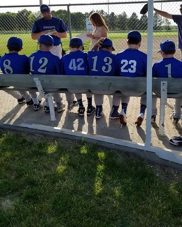 2018-05-22 Dylan Baseball