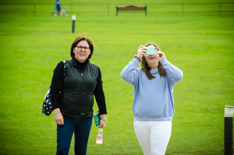 2018 Family Trip to Ireland. Visit to Malahide Castle and Gardens