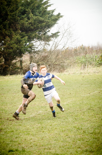 2018 Family Trip to Ireland, Finn's Rugby Match in Ireland