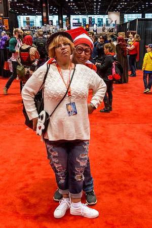 2018 First C2E2 Convention