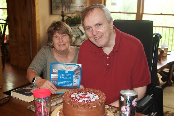 Birthday and Birds in Blairsville