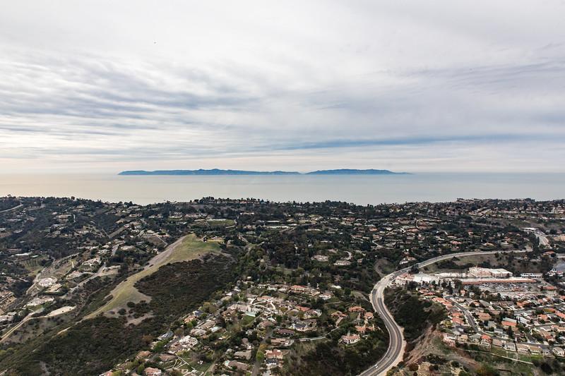 Near Peninsula Center with view of Catalina Island