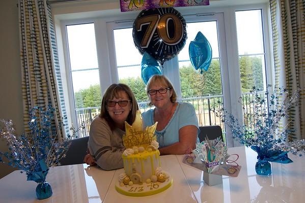 Liz is 70