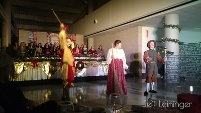 Madrigal Dinner and Concert.