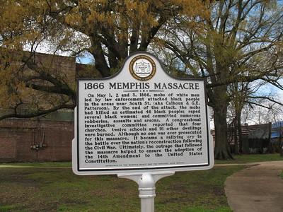 2018-03-29 Memphis Massacre Site