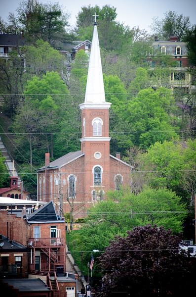 Mothers' Day 2018 in Galena, Illinois.