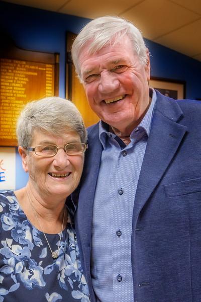 Margaret and Eric Milne