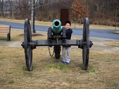 Monocacy Battlefield, Frederick MD