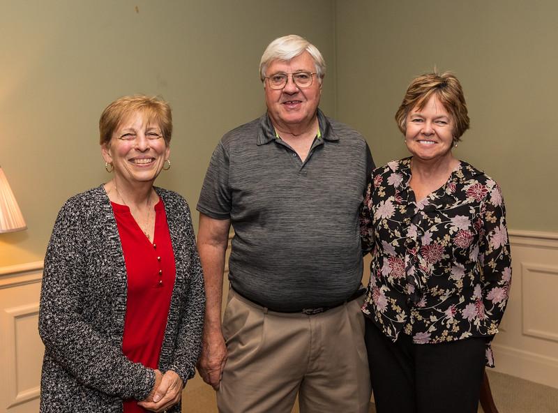 Alice Shaw Visitation, Judy Wild, Bob Jennings, Sue Jennings.
