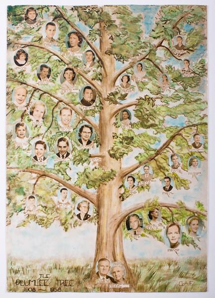 Plumlee Family Tree