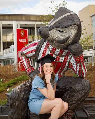 2019-05-11 Emily UW-Madison Graduation Pharmacy / Toxicology
