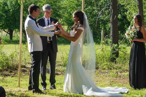 2019 07 27 Lydia & Brennen's Wedding