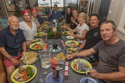 Geoff, Hayley, Monica, Richard, Dennis, Jade, Kylie, Lynn, Larry, Hayden.