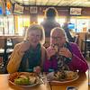 Rena and Mary at Keyhole