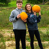 Jack and Ella and Pumpkins