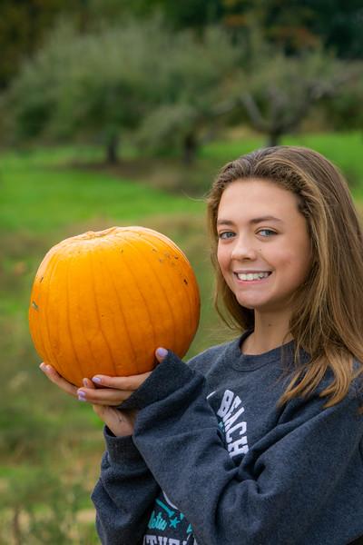 Miss Michigan Pumpkin