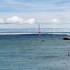 Mackinaw Bridge to the Upper Penninsula