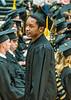 (Bettendorf, IA - June 2, 2019) Connor's graduation ceremony from Bettendorf, High School.