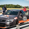 "Putnam Park, Indiana - Connor's birthday visit to Xtreme Xperience to drive super cars on August 9, 2019. Connor and Sinead getting into the ""safety car"" to take 3 laps."