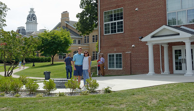 Hillsdale - Galloway Dorm - Will & Amy