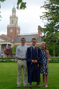 Graduation - South - Jack, Will & Amy