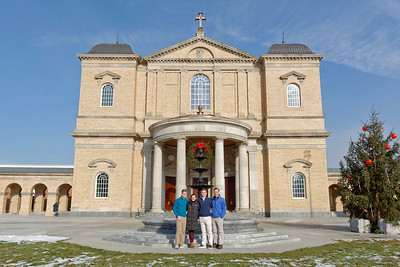 Hillsdale - Last Day of Winter Semester - Jack, Will, Amy & Andrew (2)