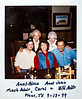 Mark, Carol & Bill Adair. Alice Shaw and Jean Howell. Plano, TX 9/13/1999.