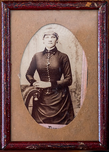 Frederica Wilhemina ... Grace Long's grandmother. Midwife from Germany.