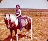 Eve Adair on Dusty, 1973.