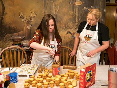 Howell Cookie Baking