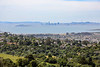 San Francisco from McCosker Trail, Wildcat Canyon Park, 5/8/20
