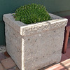 "Original to the ""Greene & Greene, Duncan-Irwin House"", at 240 North Grand Ave. in Pasadena Ca.<br /> Planter Boxes made of cement. Two smaller ones and one large."