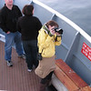 This is Susan, she's a photographer for National Geographic.  She did a slide show on the last evening on board with the shots she took during the trip.  Made my pics look kinda sad....