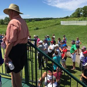 26 June 2016  University Ridge AM/ Fam Champions Tour Golf
