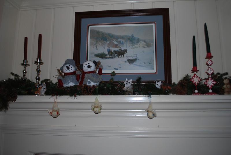 29 January 2012 Christmas Decorations, Hockey, Julie Bday 001