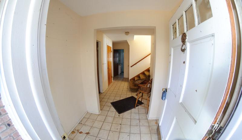 Entrance - Door and Hallway