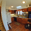Kitchen and Staircase to Upstairs Rooms