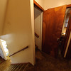 Upstairs Hallway and Staircase from Kitchen/Living Room to Upstairs Rooms