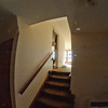 Staircase from Family Room/Entrance Hallway to Living Room/Kitchen/Dining Room