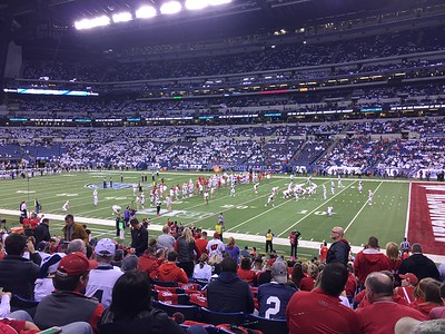 3 December 2016 Big Ten Football Championship Indianapolis