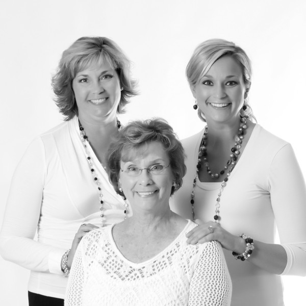 Betsy with mom and daughter!