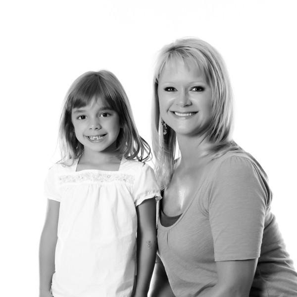 Jamie and daughter Megan